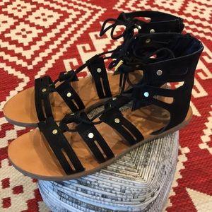 DV brand   gladiator style sandal